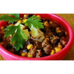 Southwestern Black Bean Stew