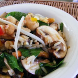 Eastern Rice Salad