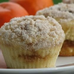 Photo of Cinnamon Streusel Orange Muffins by MICHELLECA