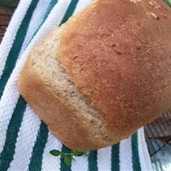 Buttermilk Rye Bread Recipe