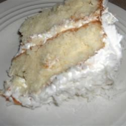 THE BEST MOST COCONUTE CAKE