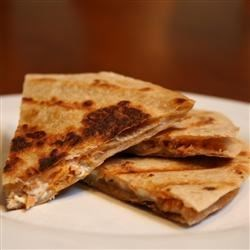 Photo of Smoked Salmon Quesadillas by Becky  Applebee