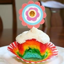 Vanilla Bean Birthday Cupcake Frosting