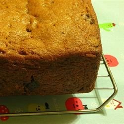 Aunt Mary's Banana-Chocolate Chip Bread