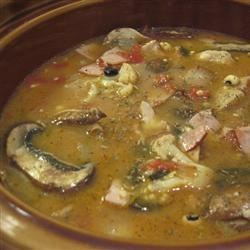 Photo of Ham and Bean Soup I by Jackie Marsh