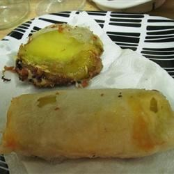 Texas Egg Rolls Recipe