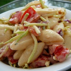 Pittsburgh Football Sunday Pasta Salad Recipe