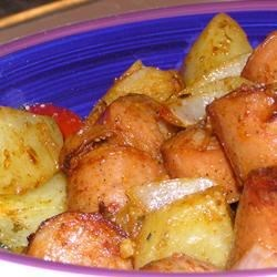 Roasted Creole Potatoes Recipe