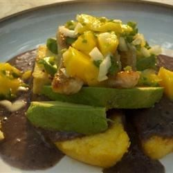 Vegan Arepas Made with Polenta
