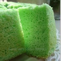 Photo of Pandan Chiffon Cake by MamaFaMi