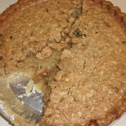 Walnut Pie II Recipe