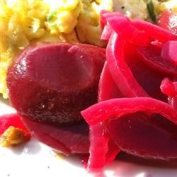 Spiced Pickled Beets Recipe