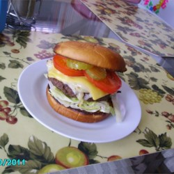 Bayou Samburgers Recipe