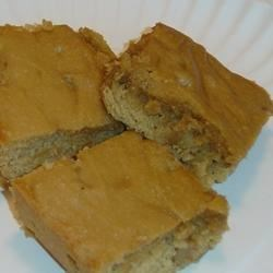 Best Blonde Brownies