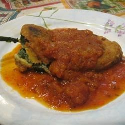 Real Chiles Rellenos Recipe