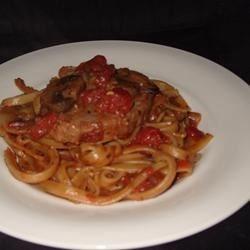 Italian-Style Round Steak