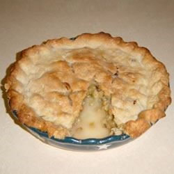 Gooseberry Pie III Recipe