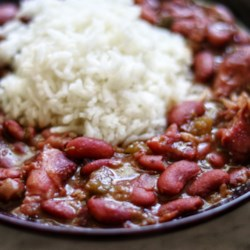Instant Pot(R) NOLA Red Beans and Rice