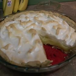 Vinegar Pie I Recipe