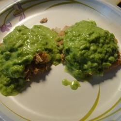 Green Pea Sauce Recipe