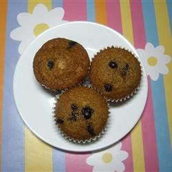 Photo of Blueberry Spelt Muffins by April Fear