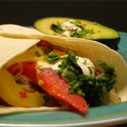 Fabulous Fajitas Recipe