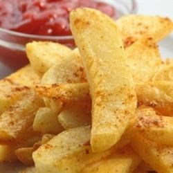 Tail Burner Firehouse French Fries Recipe