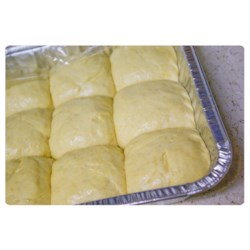 Pixxxie's Hyborian Bread (aka: The High Rise Dinner Roll)