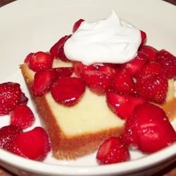 Mom's Pound Cake Recipe