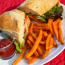 Turkey and Provolone Sandwiches Recipe
