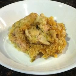 Photo of Chicken and Stuffing Casserole by Crystal Williams