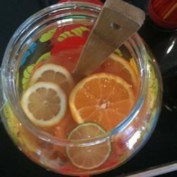 Very Fruity Rum Punch Recipe
