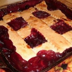Brandy's Blackberry Cobbler Recipe