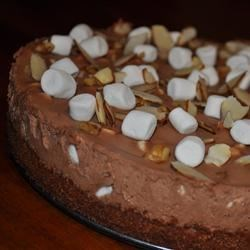 Photo of Rocky Road Cheesecake by Stephanie