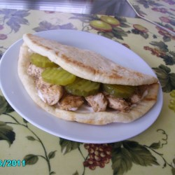 Chicken Shawarmas Recipe