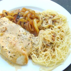 Meghann's Chicken Scallopini