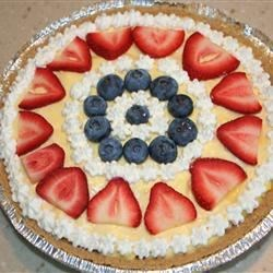 Strawberry Delight Dessert Pie Recipe
