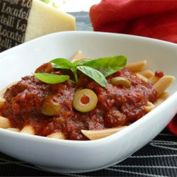 Splendicious Slow Cooker Spaghetti Sauce Recipe