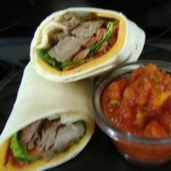 Ranch-Style Fajitas Recipe