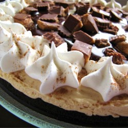 MySweetCreations Peanut Butter Cookie Pie