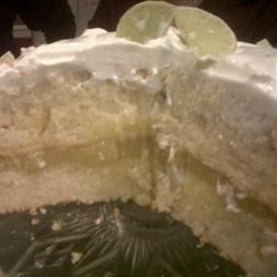 Key Lime Cake I Recipe