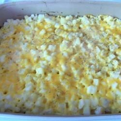Gourmet Cheese Potatoes Recipe