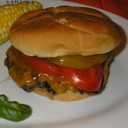 Rosemary's Burger Recipe