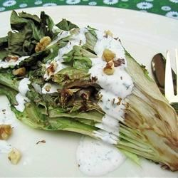 Grilled Escarole Recipe