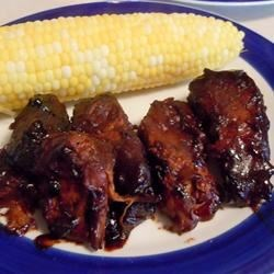 Photo of Slow Cooker Ribs by Caselicious