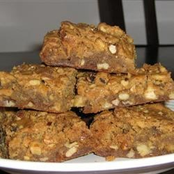 Photo of Butter Pecan Bars by Franci