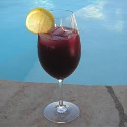Sangria a la Las Vegas Round Up 2011 Recipe