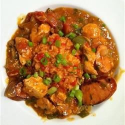 Photo of Gumbo Style Chicken Creole by SMFLRN