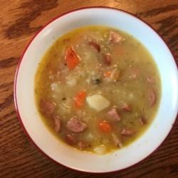 Sauerkraut Soup II