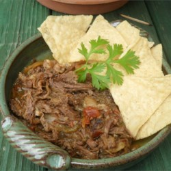 Slow Cooker Machaca Recipe
